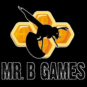 mr b bag logo
