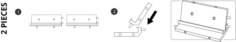 UberStax Diagram 2 Pieces