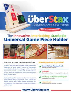 UberStax Promo Sheet